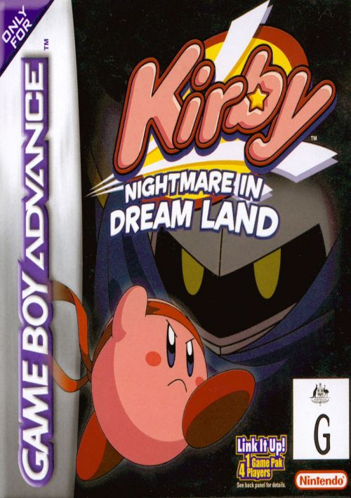Kirby - Nightmare in Dreamland ROM Download for GBA | Gamulator