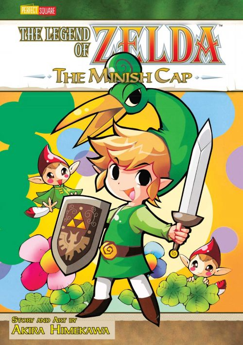 The Legend of Zelda: The Minish Cap ROM Download for GBA | Gamulator