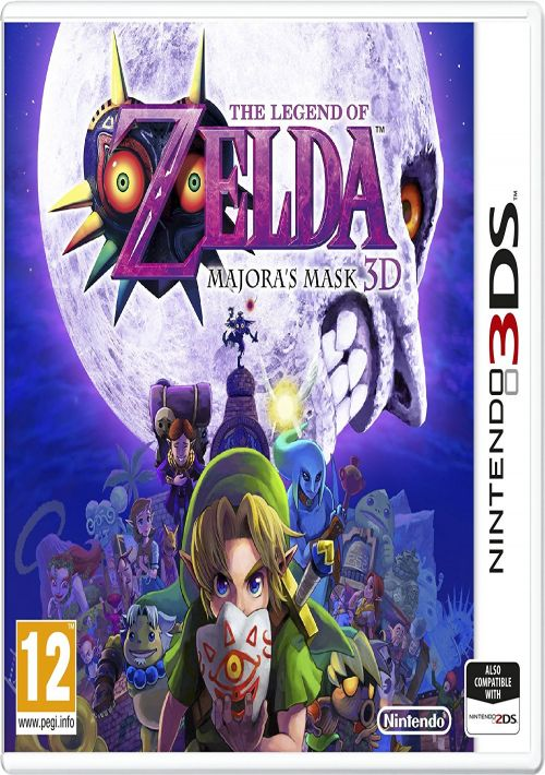Legend of Zelda, The - Majora's Mask ROM Download for N64