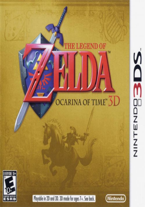 The Legend of Zelda: Ocarina of Time ROM Download for N64