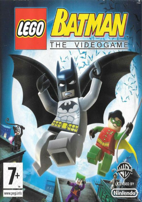 LEGO Batman - The Videogame (High Road) (J) ROM Download ...