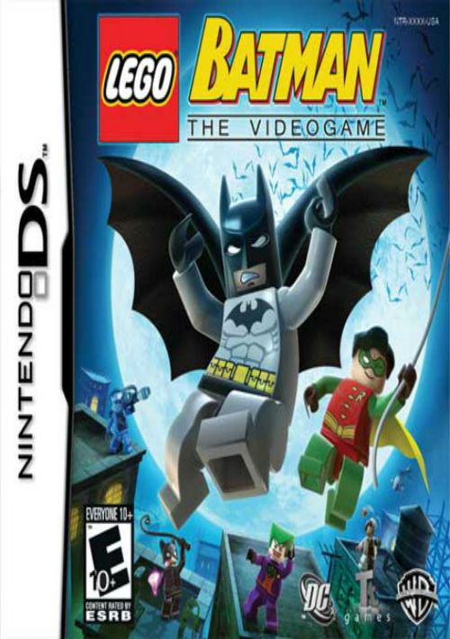 LEGO Batman - The Videogame (Micronauts) ROM Download for ...