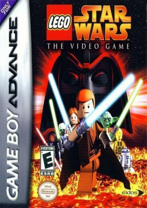 Lego Star Wars The Video Game Rom Download For Gba Gamulator