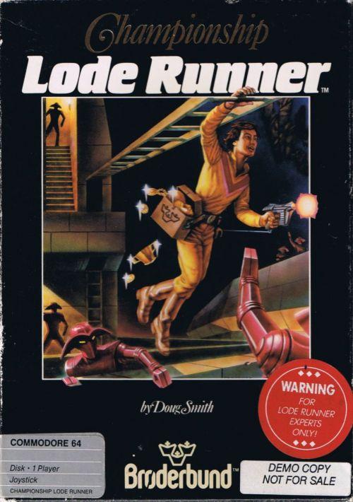 Loderunner ROM Download for C64 Preservation   Gamulator