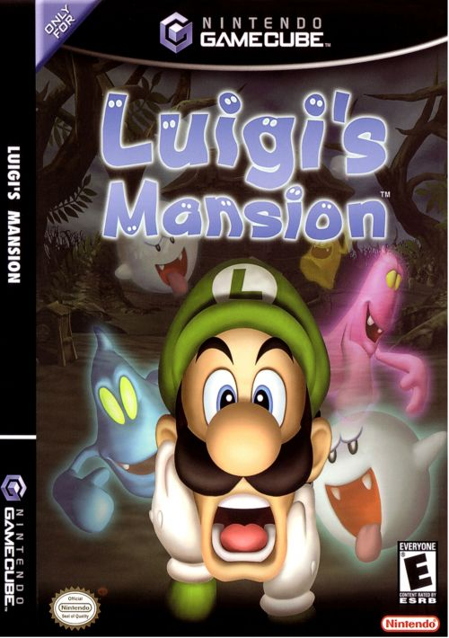 Luigi's Mansion ROM Download for GameCube | Gamulator