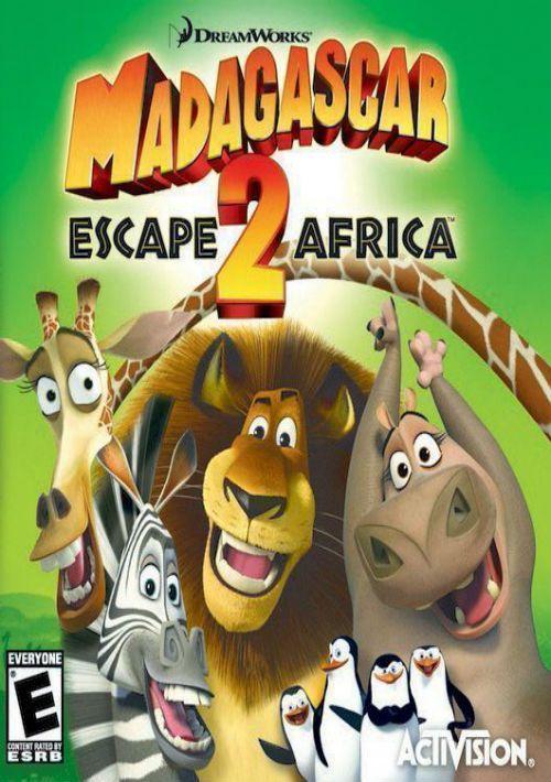 Madagascar Escape 2 Africa U Oneup Rom Download For Nds Gamulator