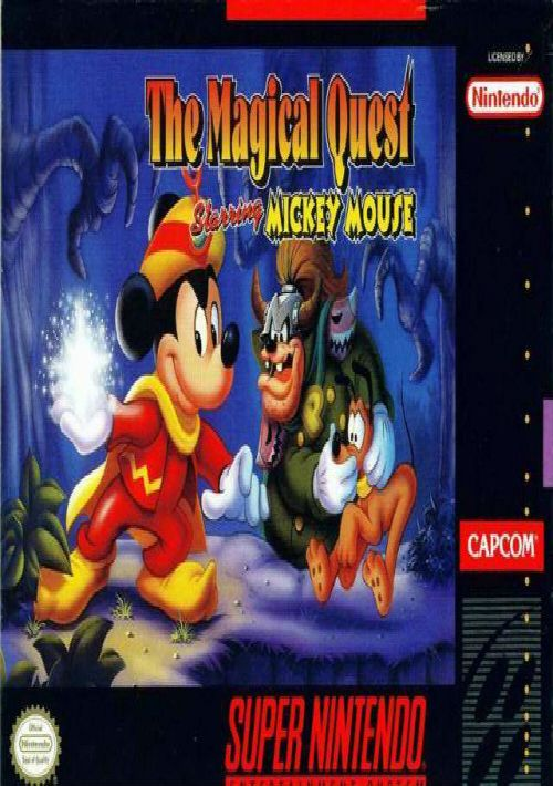 Baixar Magical Quest Starring Mickey Mouse, The Gratuito