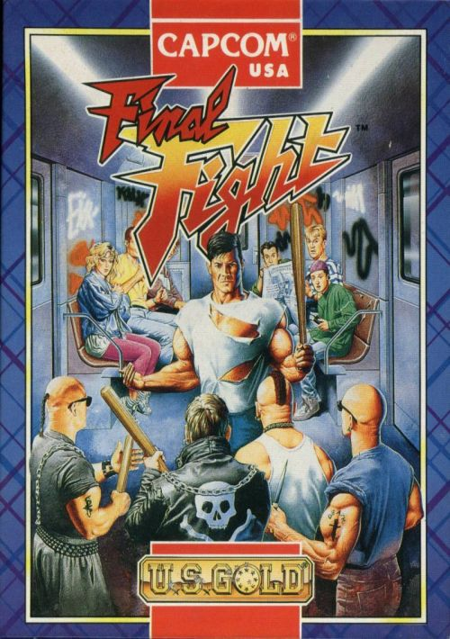 Final Fight - Super Nintendo - Games - Nintendo