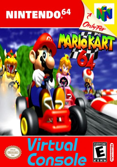 Mario Kart 64 Rom Download For N64 Gamulator