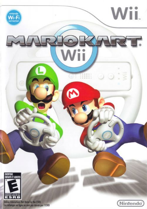 Mario Kart Wii ROM Download for Nintendo Wii | Gamulator