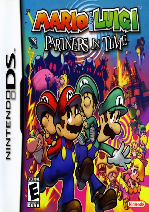 Mario Luigi Partners In Time Rom Download For Nds Gamulator