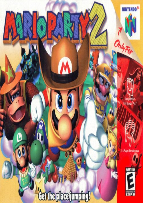 Mario Party 2 ROM Download for N64 | Gamulator