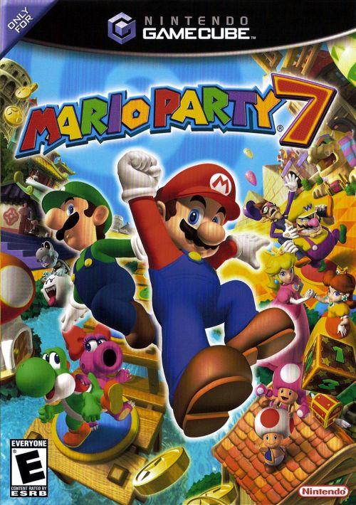Mario Party 7 ROM Download for GameCube | Gamulator