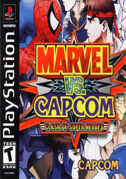 Marvel Vs  Capcom - Clashofthe SuperHeroes[01059] ROM