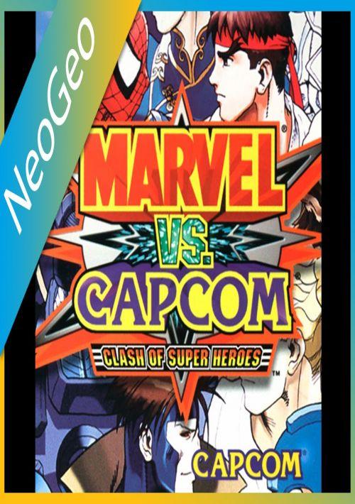 Marvel VS Capcom ROM Download for Neo Geo | Gamulator
