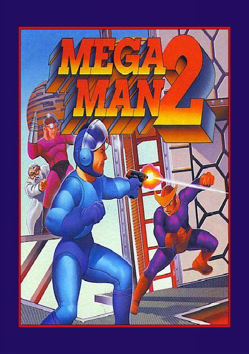 Mega Man 2 [T-Port] ROM Download for NES | Gamulator