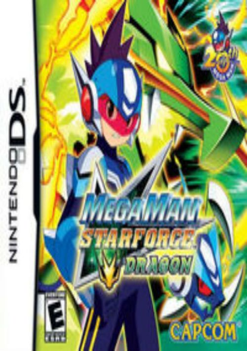 megaman starforce dragon rom
