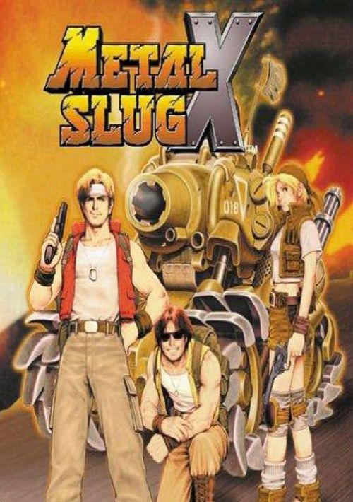 Metal Slug X - Super Vehicle-001 ROM Download for Mame | Gamulator