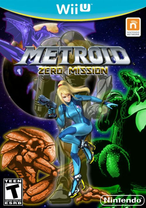 metroid zero mission rom download
