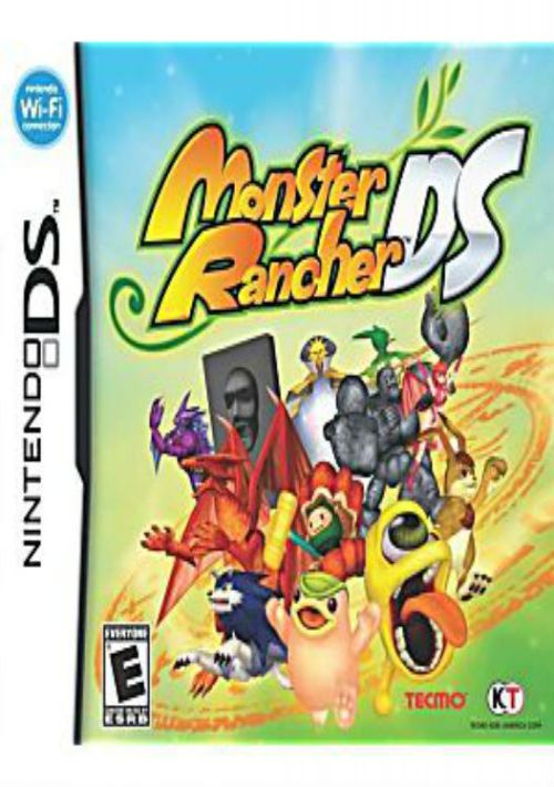 Monster Rancher DS ROM Download for NDS   Gamulator