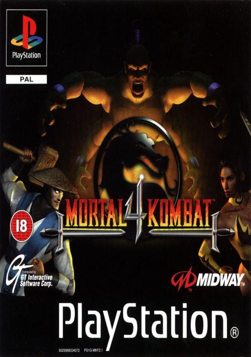 Mortal Kombat 4 [SLUS-00605] ROM Download for PSX | Gamulator
