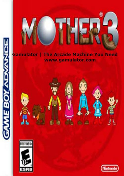 Mother 3 ROM Download for GBA | Gamulator