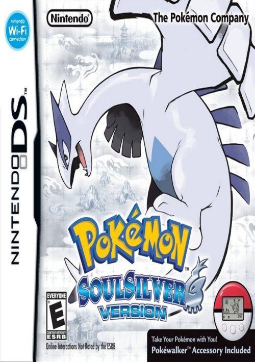 pokemon soulsilver nds rom english