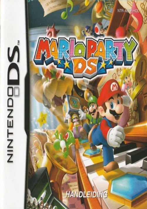 Mario Party DS ROM Download for NDS | Gamulator