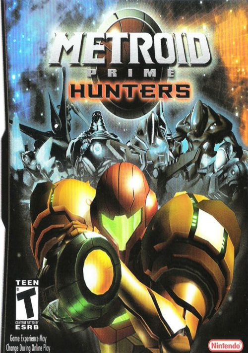 Metroid Prime Hunters ROM Download for NDS   Gamulator