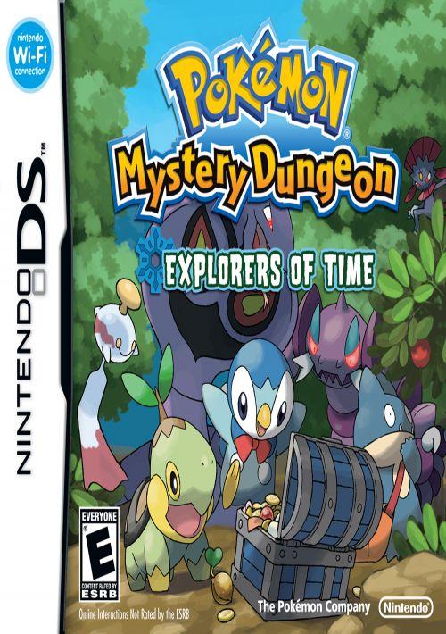 pokemon mystery dungeon team zeit rom