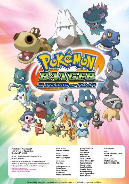 pokemon ranger shadows of almia rom