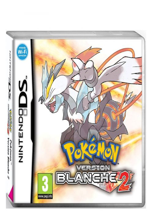 Pokemon Version Blanche 2 Friends Rom Download For Nds Gamulator