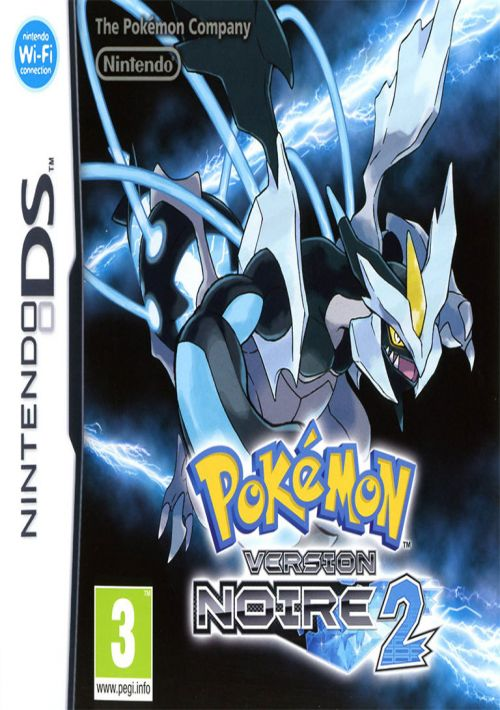 Pokemon Version Noire 2 Friends Rom Download For Nds Gamulator