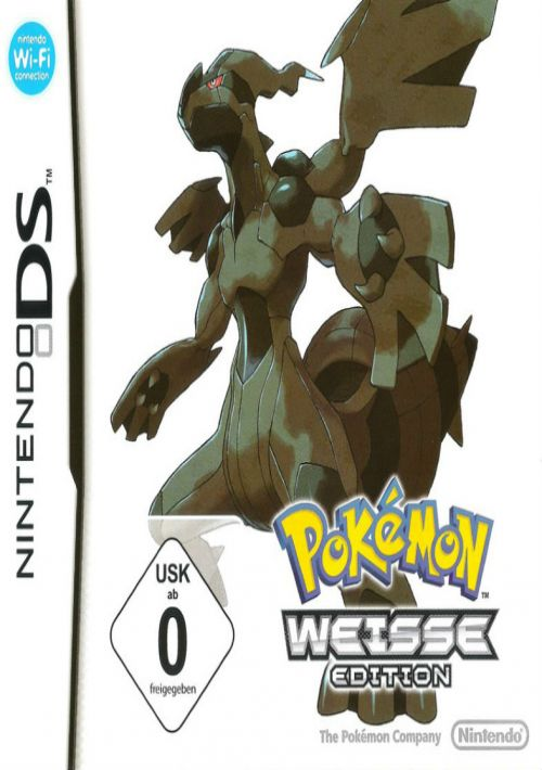 Pokemon: Weisse Edition ROM Download for NDS | Gamulator