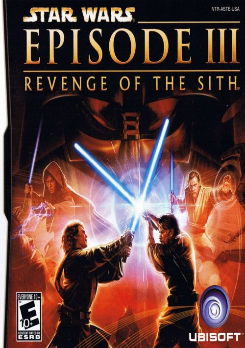 Star Wars Episode Iii Revenge Of The Sith Rom Download For Nds Gamulator