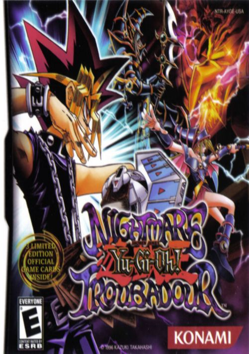 Yu-Gi-Oh! - Nightmare Troubadour ROM Download for NDS