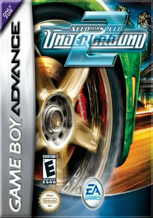 Need For Speed - Underground 2 ROM Download for GBA | Gamulator