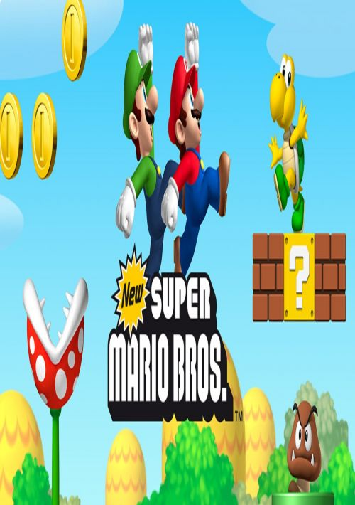 new super mario bros nds rom