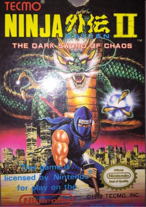 Ninja Gaiden 2 The Dark Sword Of Chaos T Port Rom Download For