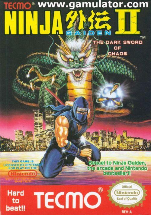Ninja Gaiden Episode II - The Dark Sword of Chaos ROM
