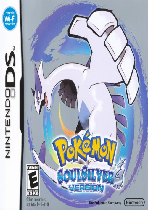 pokemon soul silver rom for drastic ds emulator