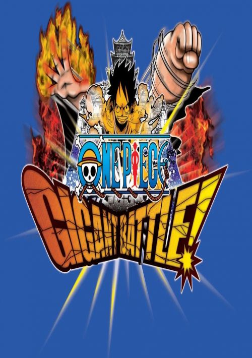 One Piece Gigant Battle DS - All Specials HD - YouTube