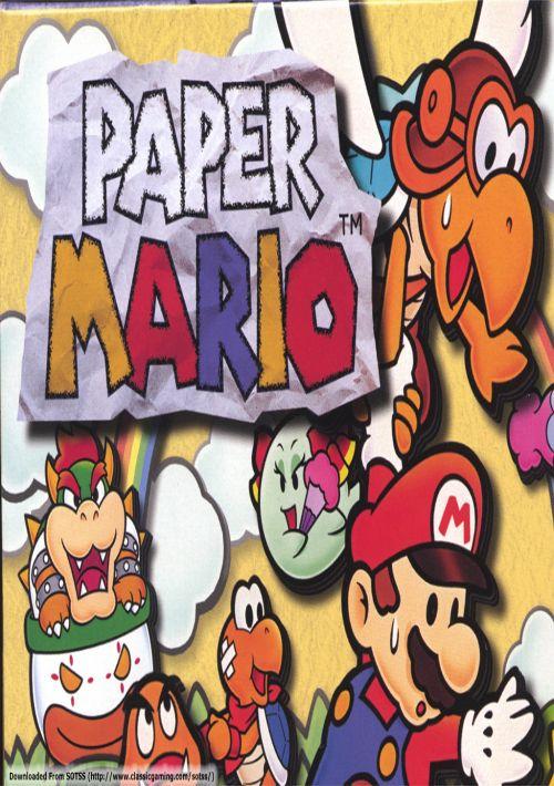 paper mario 64 rom