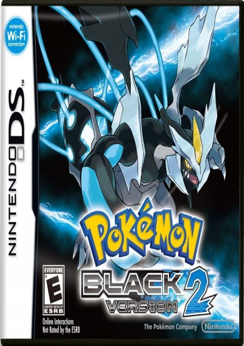 Pokemon Black Version 2 Rom Download For Nds Gamulator