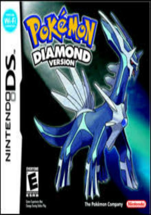 pokemon diamant nds