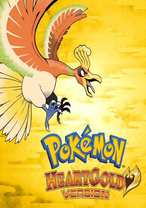 Pokemon HeartGold ROM Download for NDS | Gamulator