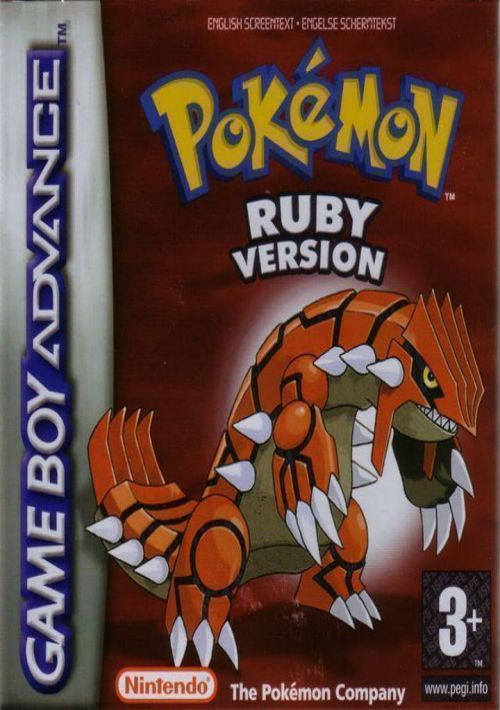 Pokemon Rubino (I) ROM Download for GBA | Gamulator