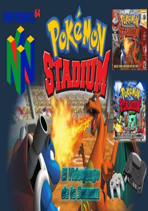 pokemon stadium 3 download project 64