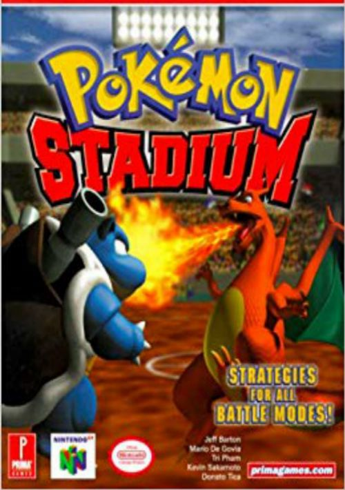 pokemon stadium cool rom