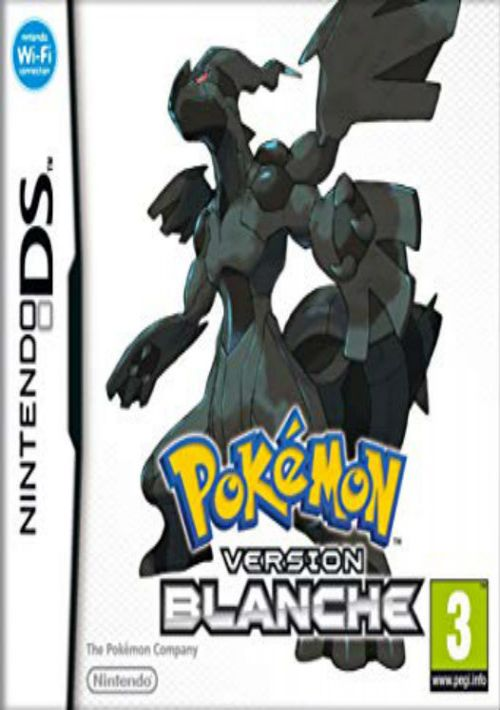 Pokemon Version Blanche F Rom Download For Nds Gamulator